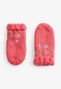 Next - Gloves - pink - 2
