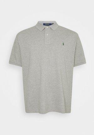 SHORT SLEEVE - Polo shirt - andover heather