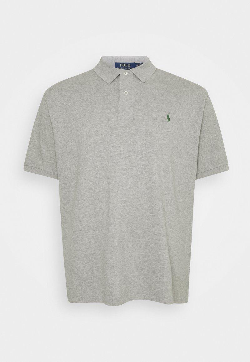 Polo Ralph Lauren Big & Tall - SHORT SLEEVE - Polo shirt - andover heather