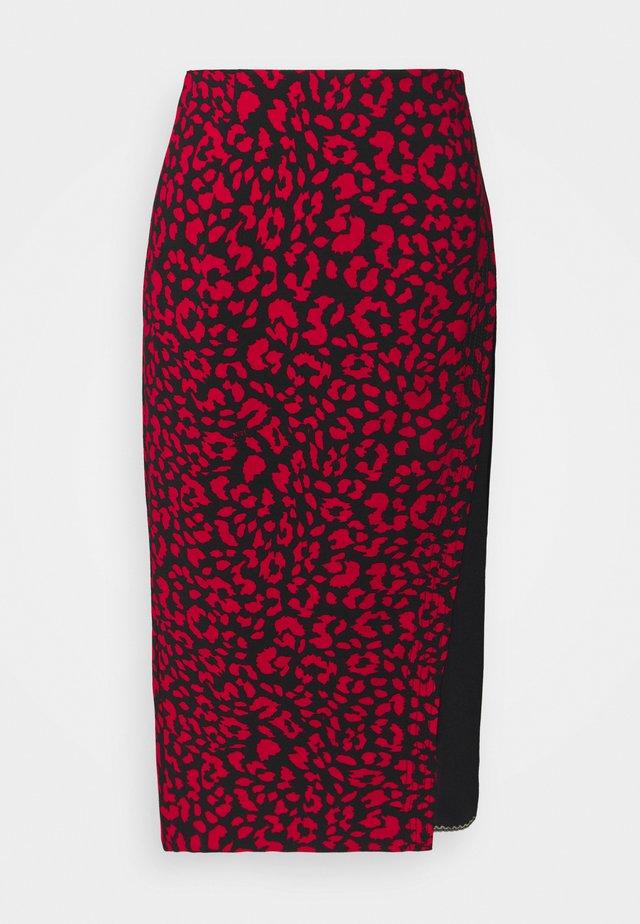 Falda de tubo - nero