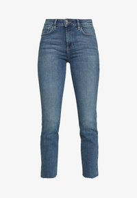 TOM TAILOR - TOM TAILOR KATE SLIM - Slim fit jeans - light stone wash denim - 3