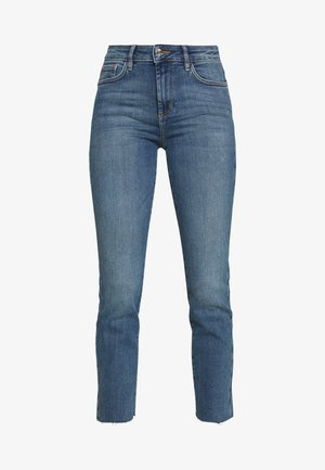 TOM TAILOR KATE SLIM - Slim fit jeans - light stone wash denim