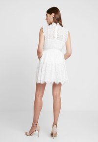 Sista Glam - YULIENE - Cocktail dress / Party dress - white - 2
