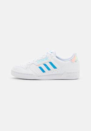 CONTINENTAL 80 STRIPES UNISEX - Sneakers laag - footwear white/pulsa aqua