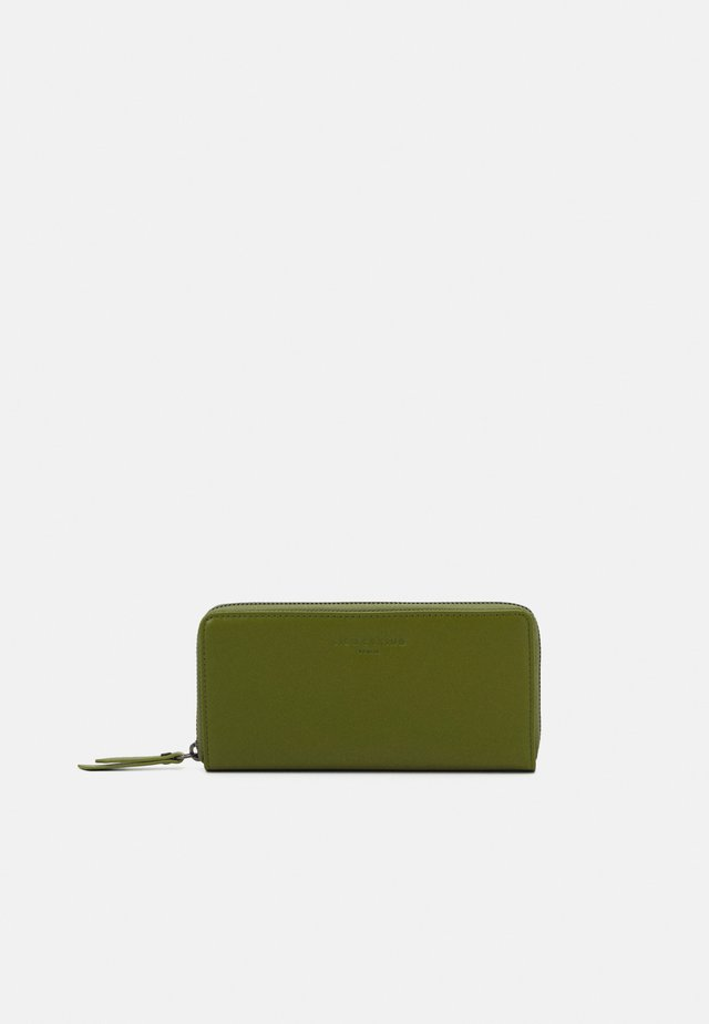 CARTER SALLY WALLET LARGE - Portfel - moss
