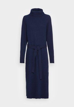 KAMELA ROSE - Jumper dress - winter true blue