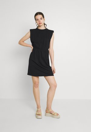 ONLJEN LIFE  - Jersey dress - black
