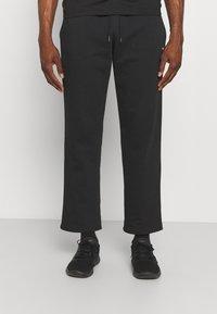 Reebok - IDENTITY - Pantaloni sportivi - black - 0
