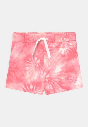 TODDLER GIRL LOGO  - Shorts - pink