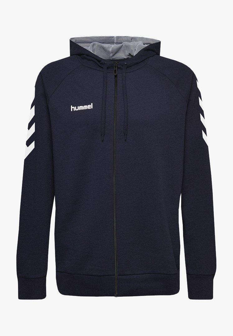 Hummel - HMLGO - Zip-up hoodie - marine