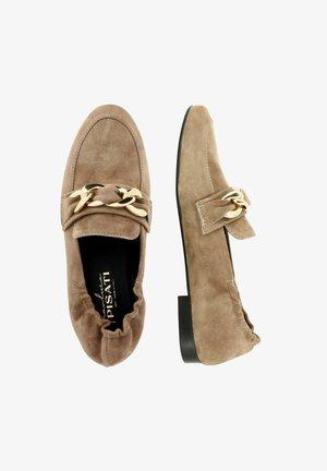 Walking sandals - acero