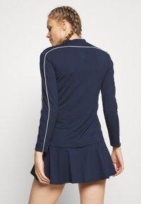 Nike Performance - DRY  - Funkční triko - obsidian/white - 2