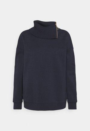 Sweatshirt - deep blue