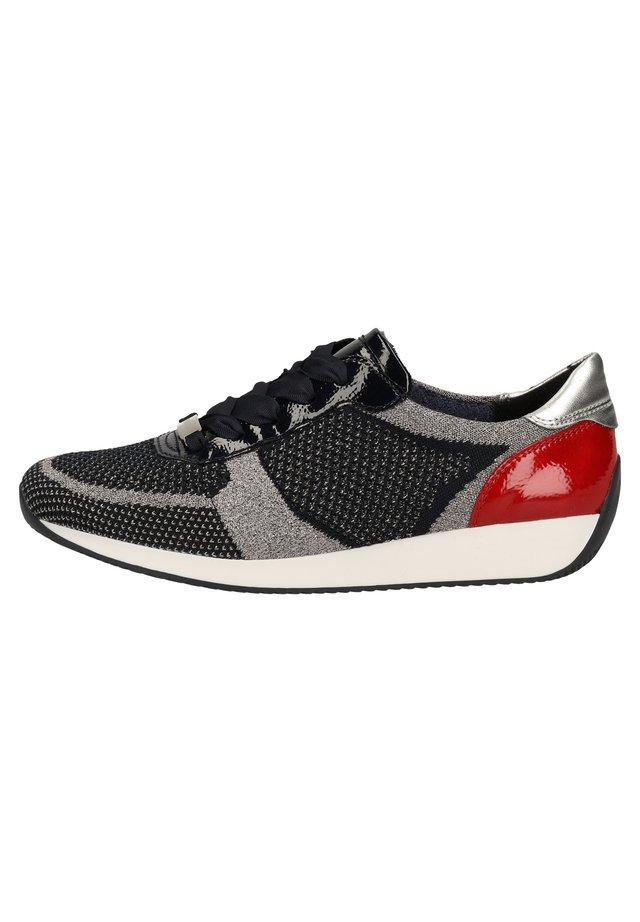 ARA SNEAKER - Sneakers laag - blue