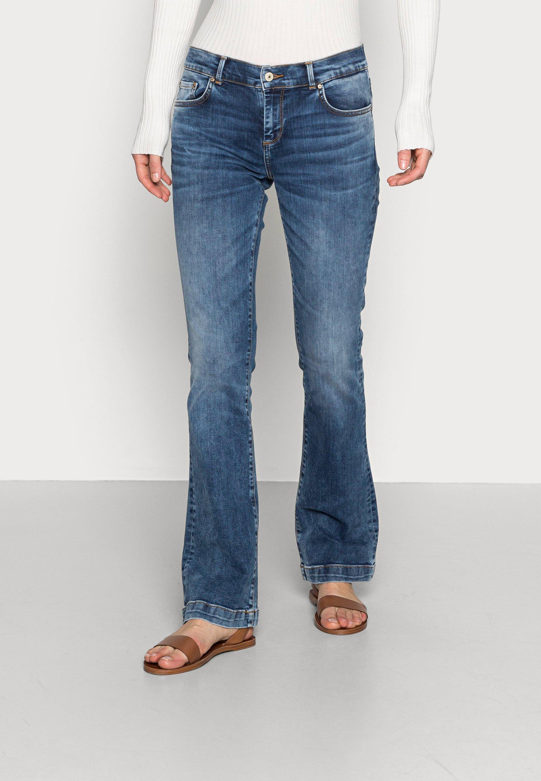 Damer FALLON - Flared jeans