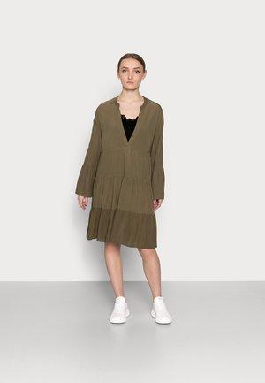 ONLNANCY ATHENA DRESS - Korte jurk - kalamata