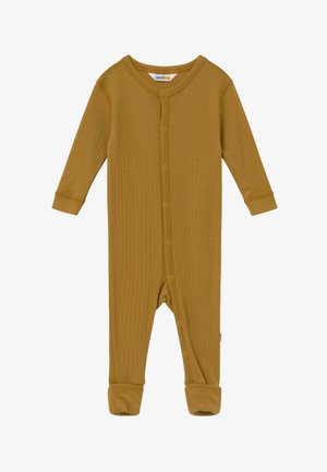 NIGHTSUIT FOOT BASIC 2IN1 - Pyjama - carry yell