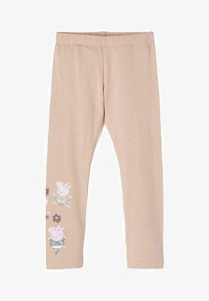 PEPPA WUTZ  - Trousers - pale mauve