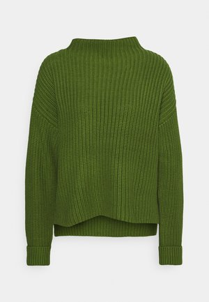 SLFSELMA T NECK  - Jumper - twist of lime
