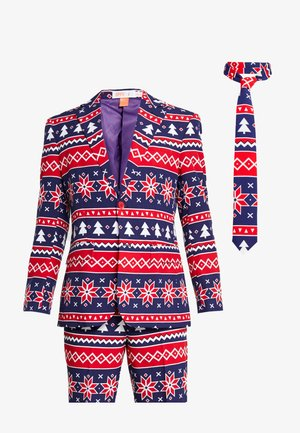 NORDIC NOEL - Suit - dark blue