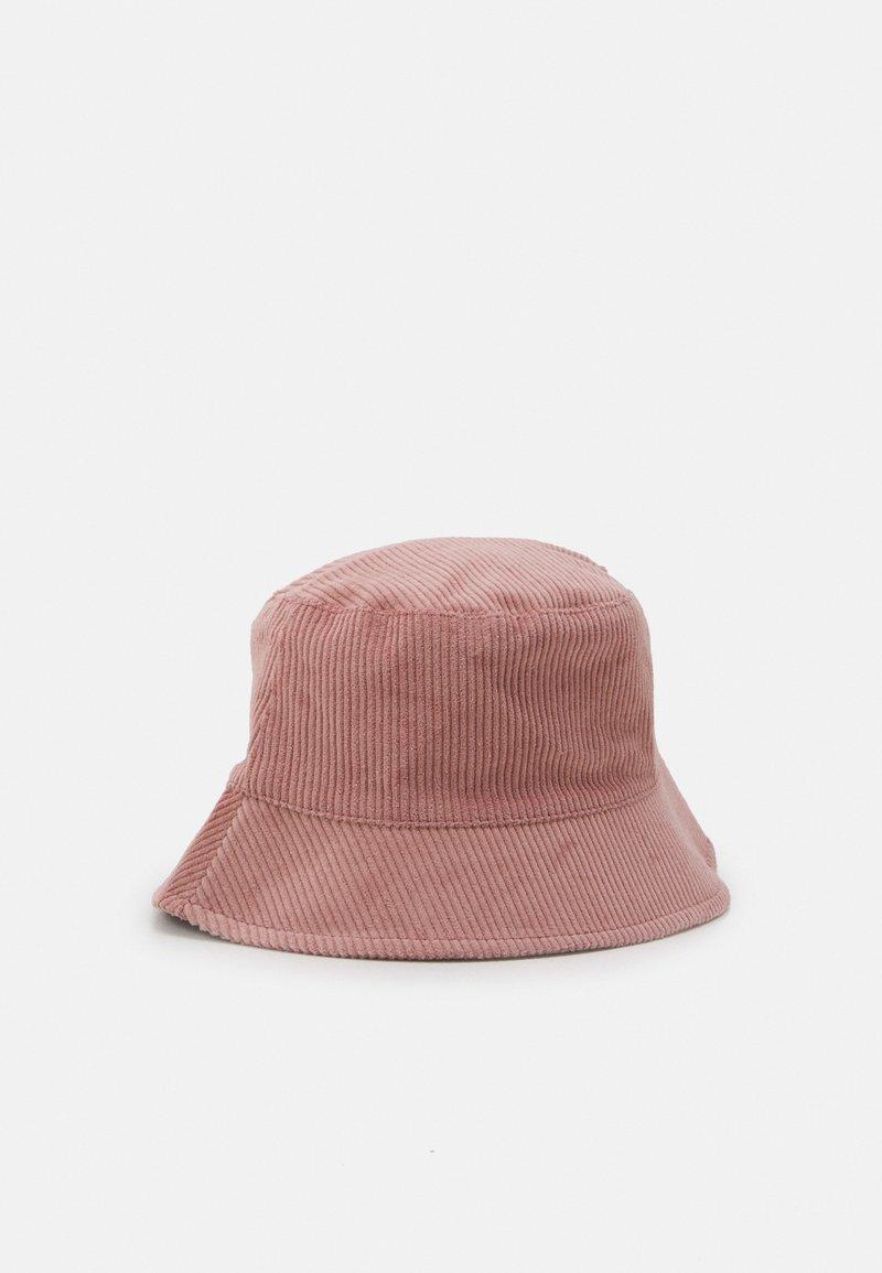 Pieces - PCDOLA BUCKET HAT - Hat - misty rose