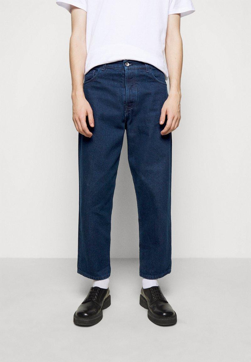 Henrik Vibskov - REPEAT PANTS - Relaxed fit -farkut - blue