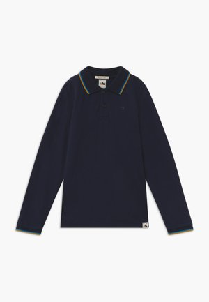 CONTRAST TIPPING - Poloshirt - night