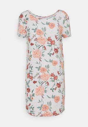 SAGE FLOWER - Noční košile - grey
