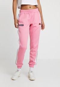 Ellesse - NERVET - Pantalon de survêtement - pink - 0