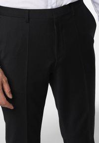 HUGO - Suit trousers - schwarz - 2