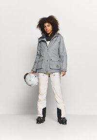 COLOURWEAR - IDA JACKET - Snowboard jacket - grey - 1