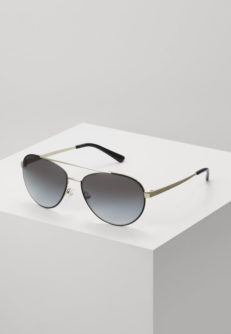 Michael Kors - AVENTURA - Sunglasses - gold-coloured/grey