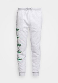 Lacoste - Tracksuit bottoms - argent chine - 3