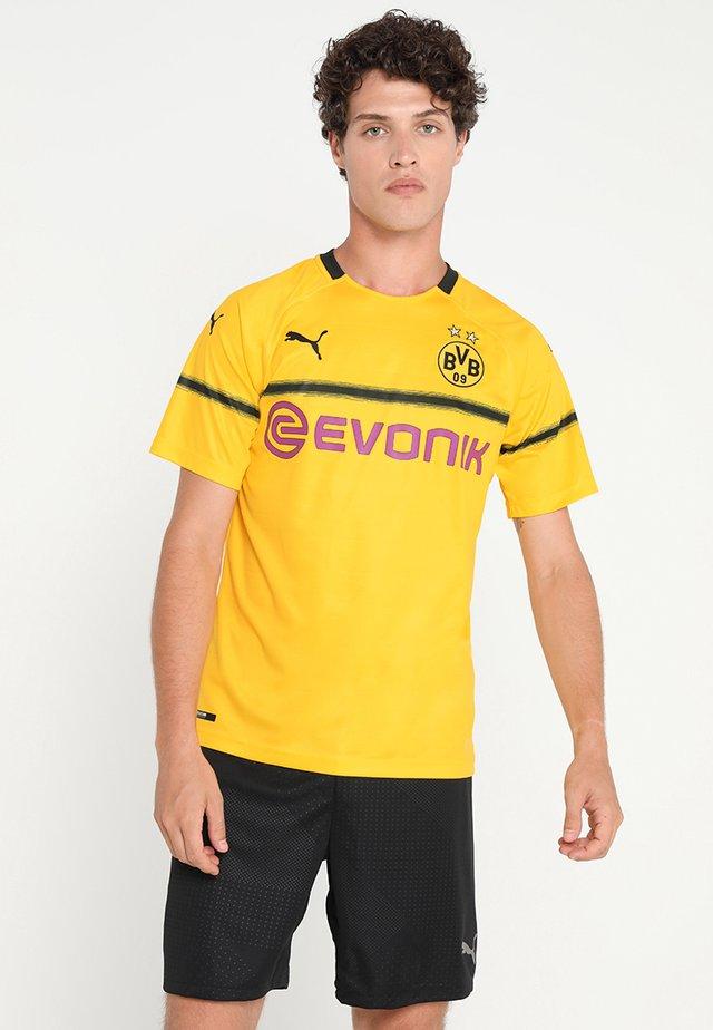 BVB BORUSSIA DORTMUND CUP  - Club wear - cyber yellow
