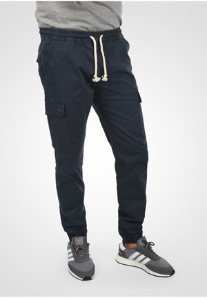 ABBAL - Cargo trousers - navy