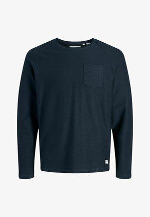 Felpa - navy blazer