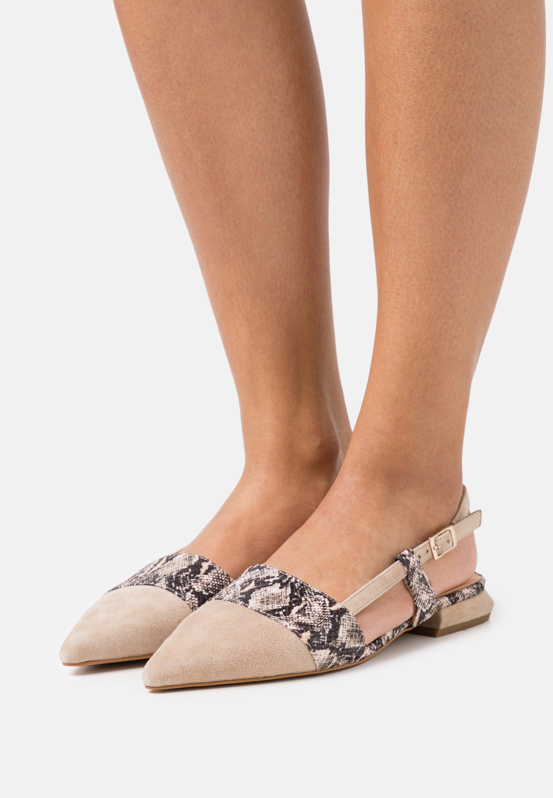 Women GEMMA - Slingback ballet pumps