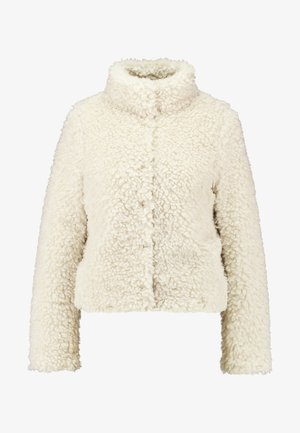 VMVIRIGINIATEDDY HIGH NECK - Chaqueta de invierno - oatmeal