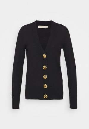 SIMONE CARDIGAN - Cardigan - medium navy