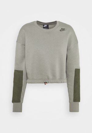 CREW - Sweatshirt - light army/cargo khaki