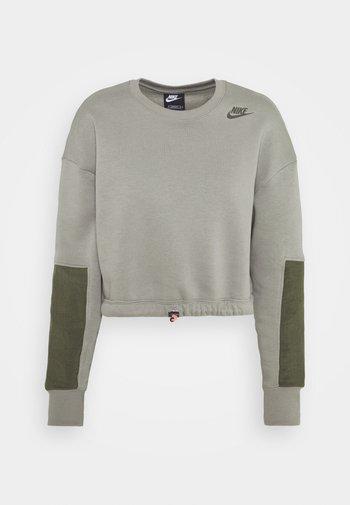 CREW - Sweatshirt - light army/cargo khaki