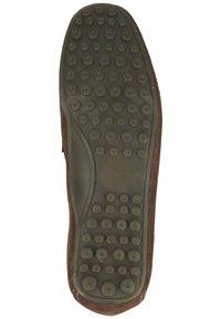 Sansibar Shoes - Mocassins - olivegrün 61 - 4