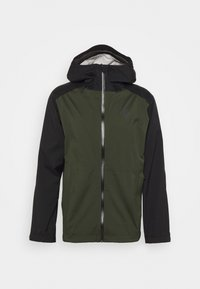 Black Diamond - STORMLINE STRETCH RAIN SHELL - Hardshell jacket - cypress/black - 0
