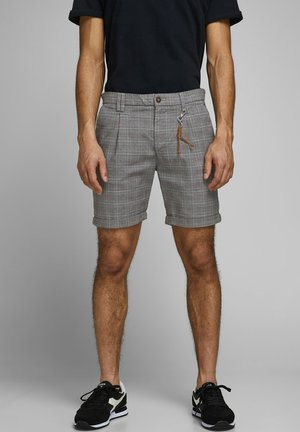 JJIMILTON - Shorts - light grey denim