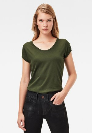 EYBEN  - Basic T-shirt - green