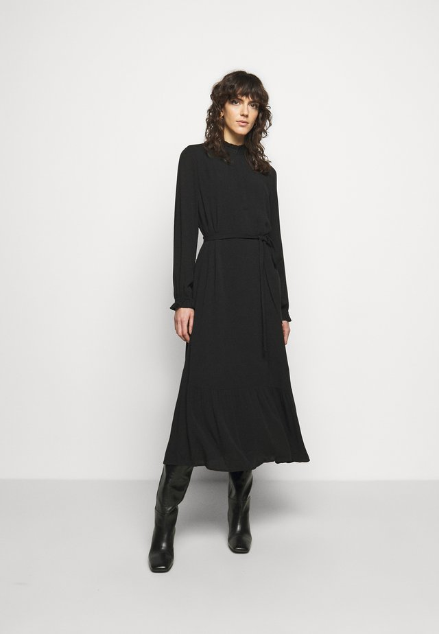 NORI SICI DRESS - Shirt dress - black