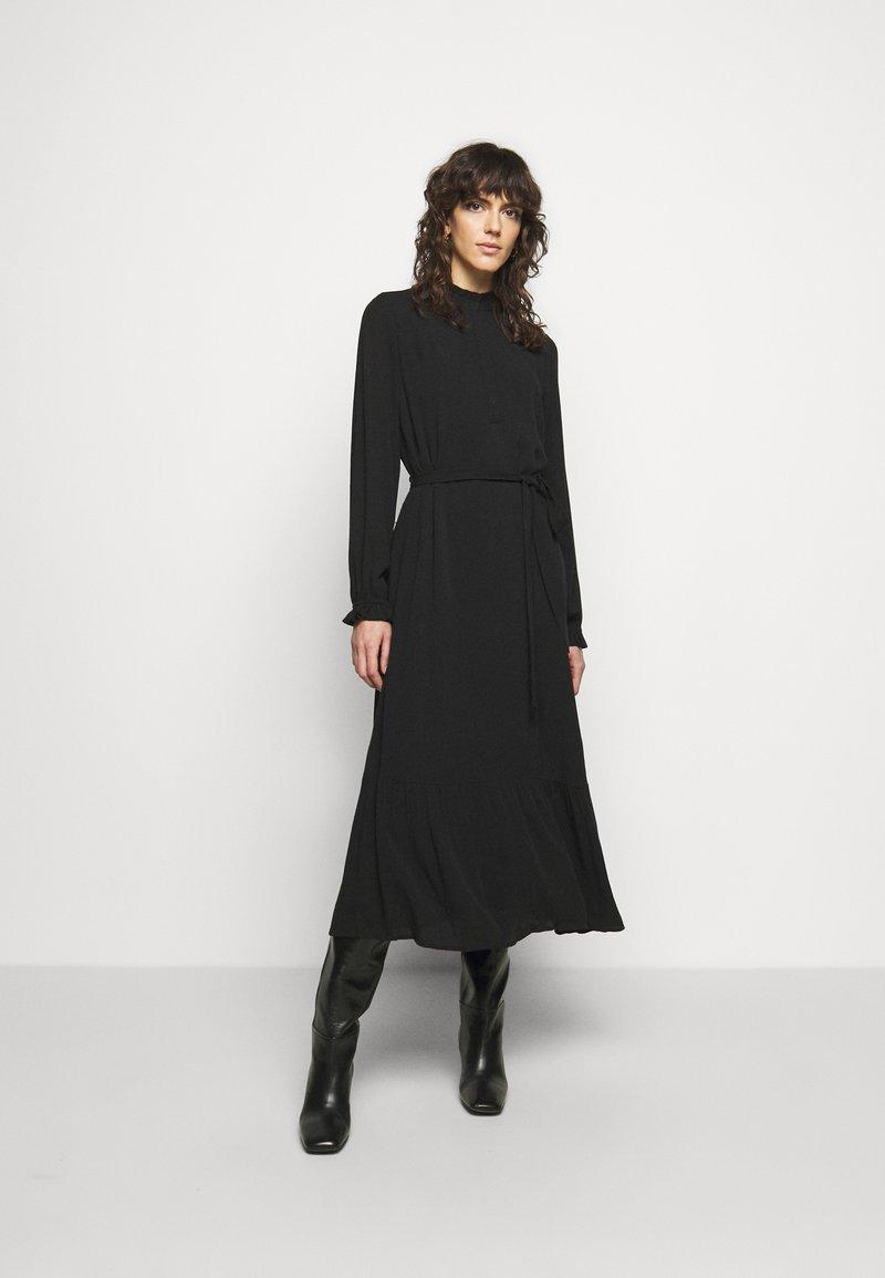 Bruuns Bazaar - NORI SICI DRESS - Shirt dress - black