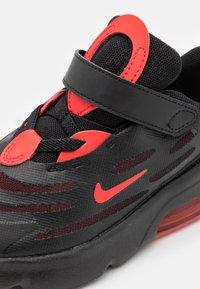 Nike Sportswear - AIR MAX EXOSENSE - Sneakers - black/chile red/black - 5