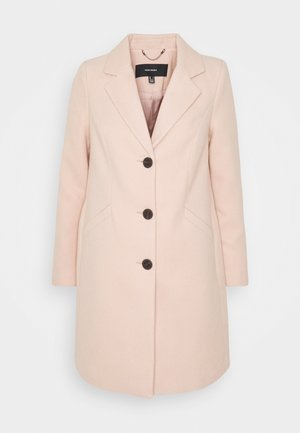 VMCALACINDY JACKET - Classic coat - mahogany rose
