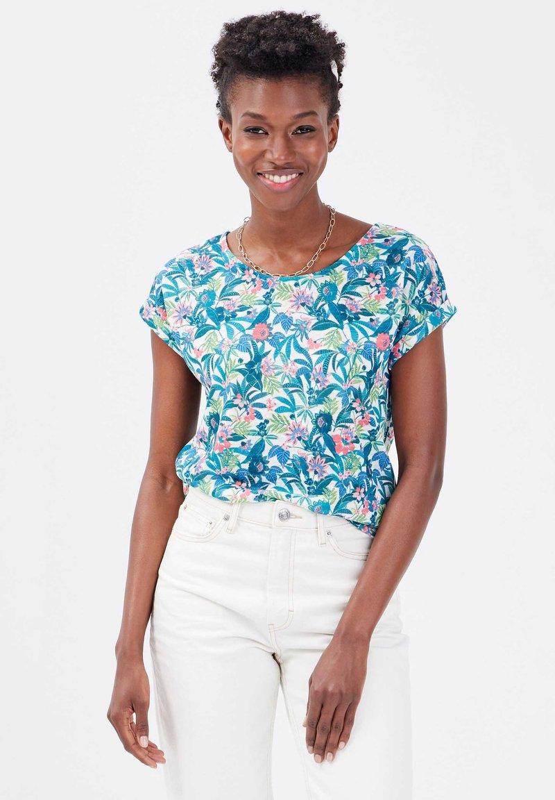 Cache Cache - T-shirt print - blanc